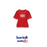 987536024BD T-SHIRT B.BOARD DONNA ROSSO TG M