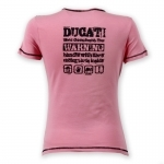 987536324 T-SHIRT B.BOARD WOMEN PINK