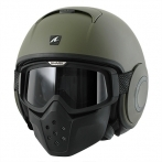 CASCO SHARK RAW MATT GREEN