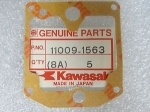 11009-1563 FLOAT CHAMBER GASKET  KAWASAKI Z900 Z1000 to 80, Z650 77-83